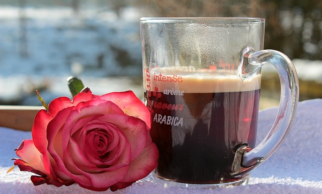 coffee-cup-with rose