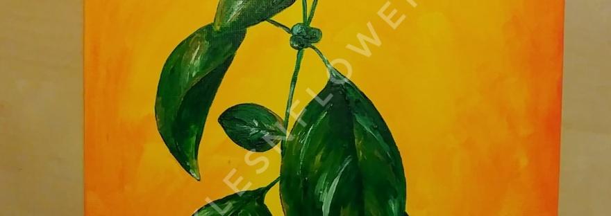 herbs – Eclectic Art by Jennifer